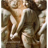 Exposición de esculturas
