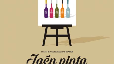 Premio Artes plásticas AOVE Supremo
