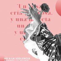 Día de la no violencia Escuela de Arte Jaén